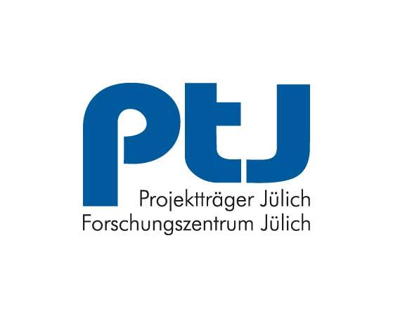 Logo des Projektträgers Jülich