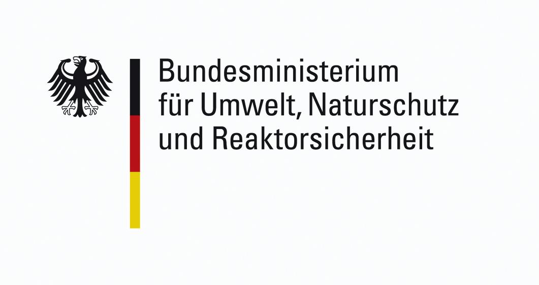 Logo des Bundesministeriums fürUmwelt, Naturschutz und Reaktorsicherheit